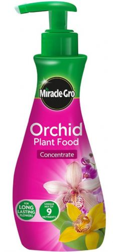 Miracle Grow Orchid Plant Food Concentrate 236ml